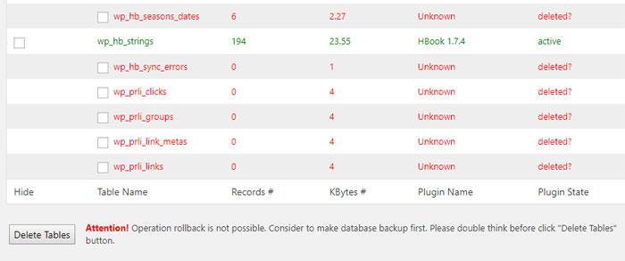 تحسين قاعدة بيانات ووردبريس